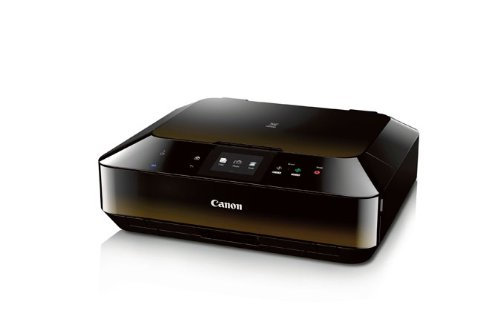 Canon PIXMA MG6320 Black Wireless Color Photo Printer with Scanner and Copier