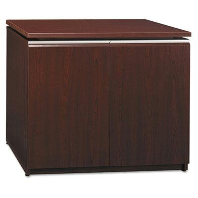 Bush Milano Collection Storage Cabinet, 33-7/8 x 21-3/8 x 25-1/8, Harvest Cherry, EA - BSH50SD36CS (Milano Collection Storage)