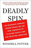 Deadly Spin 1st (first) edition Text Only