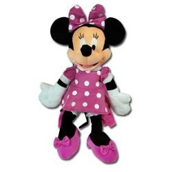Pink Minnie Mouse Plush Backpack - Disney Minnie Plush Backpack
