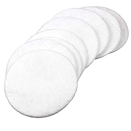 Pack Filter Cotton Anti Dust For Gas Mask For Painting
