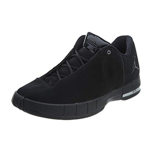 904a7459205e7e Jordan Nike Men s TE 2 Low Basketball Shoe 10.5 Black