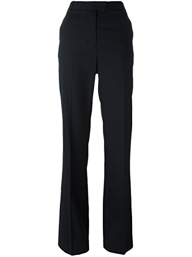 3.1 Phillip Lim  Navy High Waist Flared Trousers 4 (3.1 Trousers Lim Phillip)