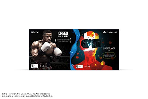 PlayStation VR - Creed: Rise to Glory + Superhot Bundle