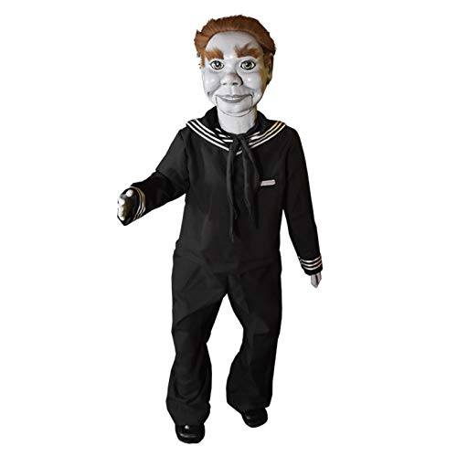 Largemouth Trick Or Treat Twilight Zone Willie Puppet Prop ()