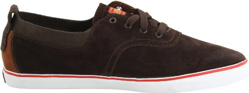 DVS Chill Skate SHOES El Dorado Brown Suede HO