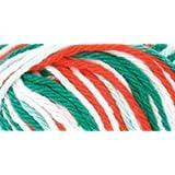 Bulk Buy: Red Heart Creme de la Creme Yarn (3-Pack) Christmas 149-967
