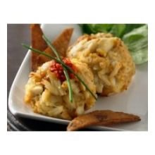 Phillips Frozen Premium Crab Cake, 4 Ounce -- 12 per case. by Phillips Foods