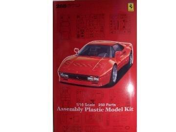 フジミ模型 1/16 スーパーカーシリーズ SC9 フェラーリ288GTO