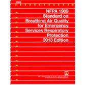 Read Online NFPA 1989: Standard on Breathing Air Quality for Fire and Emergency Services Respiratory Protection, 2013 Edition pdf epub