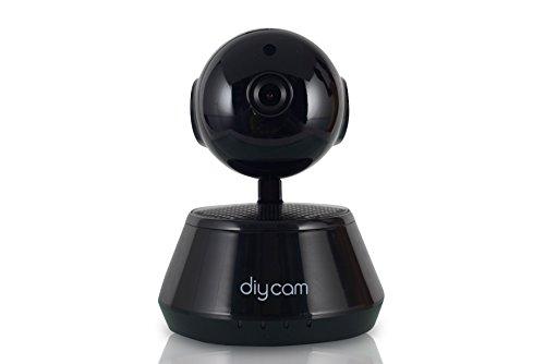 Diycam E91i Wireless HD IP Wifi CCTV Indoor Security Rotating Camera,