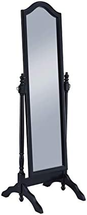 Coaster Home Furnishings Coaster Transitional Cheval Floor Mirror