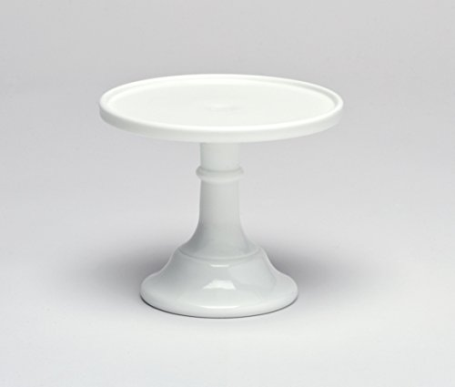 9'' Milk Cake Stand by Mosser Glass, Inc.
