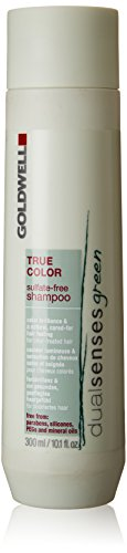 Green True Color Sulfate-Free Shampoo for Unisex, 10.1 Ounce ()