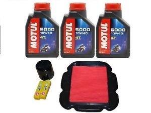 Kit de reparación y mantenimiento para DL 650 V-Strom, aceite Motul, filtro, aceite, aire, bujías: Amazon.es: Juguetes y juegos