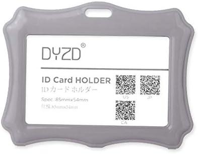 Amazon.com: DYZD Soporte de plástico duro para tarjetas de ...