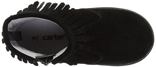 Pictures of Carter's Girls' Cata2 Fashion Boot Black Black 12 M US Little Kid 2
