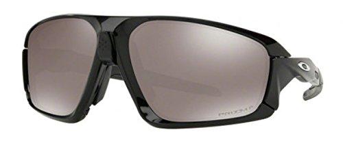 Oakley - Field Jacket - Polished Black - Black Frame-Prizm Black Polarized Lenses by Oakley