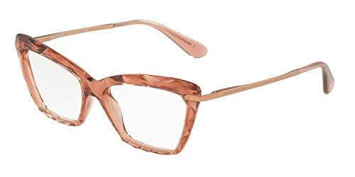 (Eyeglasses Dolce & Gabbana DG 5025 3148 TRANSPARENTE PINK)