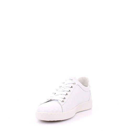 Stiefelparadies - Tobillo bajo Mujer , color blanco, talla 45 EU