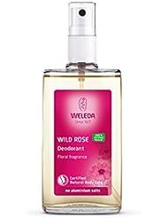 Weleda Wild Rose Deodorant, 3.4-Ounce