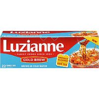 Luzianne Cold Brew Tea Bags , 22 CT (Pack of 6) -