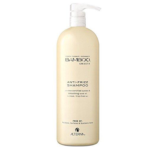 Alterna Antioxidant Shampoo (Alterna Bamboo Smooth Anti-Frizz Shampoo, 33.8)