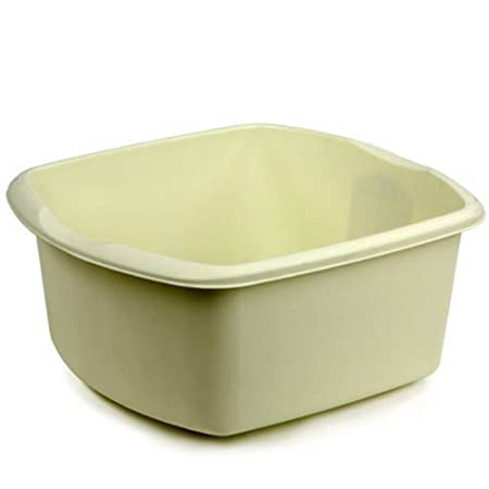 Addis Small Plastic Rectangular Washing Up Kitchen Sink Bowl Linen ...