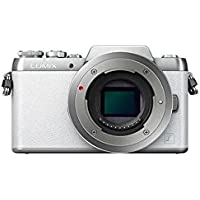 Panasonic Lumix DMC-GF7 Mirrorless Micro Four Thirds Digital Camera (White Body Only) - International Version (No Warranty)