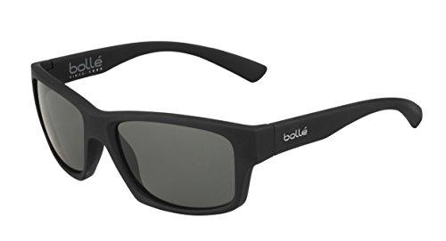 Bolle Holman Polarized Tns Oleo AR, Rubber Black
