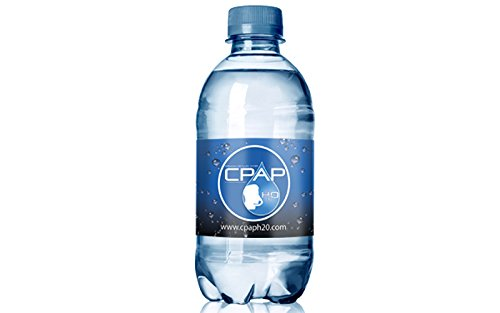 CPAP H20 Premium Distilled Water - 1 Single Bottle