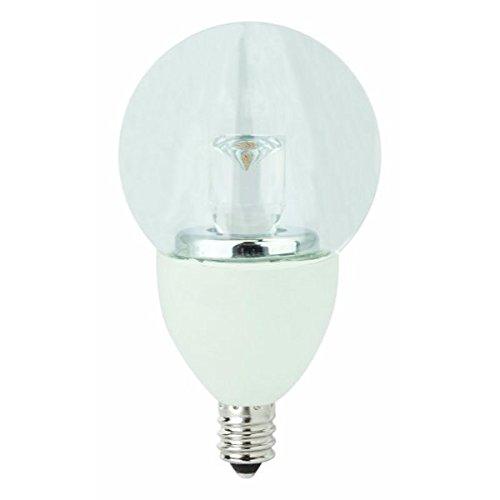 エリートシリーズ LED 4W G16 フロステッドグローブデコ - LED4E12G1627KF (24個入りケース) B07DJ33X3N