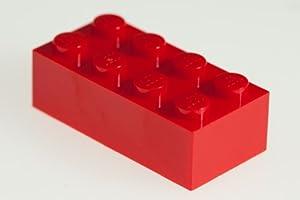 Amazon.com: 200x Lego Red 2x4 Bricks Super Pack: Toys & Games