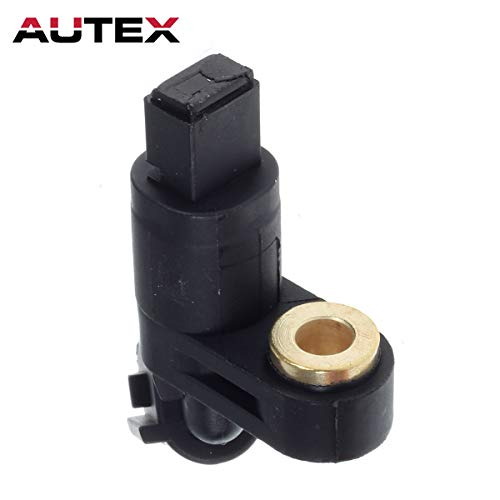 (AUTEX Left Front ABS Wheel Speed Sensor 1J0927803 compatible with 98-10 Volkswagen Beetle 95-02 Cabrio 94-95 Corrado 06-09 Derby 93-06 Golf 93-05 Jetta 00-06 Audi TT/Audi TT Quattro 04-06 Seat)