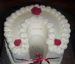 Horse Shoe Shape Birthday Wedding Anniversary Cake Tins/Pans/Mold (Mould) by Hufsy