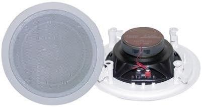 "In-Ceiling Bluetooth SpeakersWireless Streaming Pyle Dual 6.5/"" 300W In-Wall"