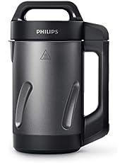 Philips Viva Collection Soup Maker, HR2204/70, Black
