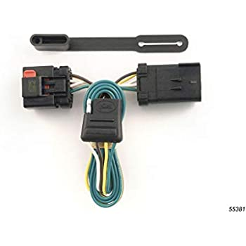 CURT 55381 Vehicle-Side Custom 4-Pin Trailer Wiring Harness for Select on dodge truck trailer wiring, dodge seat covers, dodge trailer wiring adapter, dodge floor mats, dodge electrical harness, dodge trailer hitch, dodge trailer wiring colors, dodge 7 pin trailer wiring, dodge trailer brake control harness, dodge toy trucks and trailer, dodge console cup holder, dodge trailer brake controller, dodge wiring diagrams, dodge 7-way trailer plug, dodge pickup trailer wiring, dodge cold air intake, dodge trailer plug wiring, dodge ram trailer connector, dodge instrument cluster, dodge ram trailer wiring,