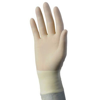 CP100 BT Latex Laboratory Gloves, Clean Process, Hand Specific, 7 mil, 12'' Length, Sterile - Size 8 (200 Pairs) - AC-2Y5005