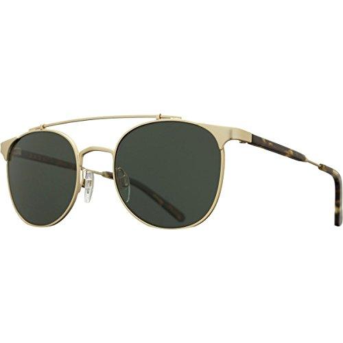Raen Raleigh Polarized Aviator Sunglasses, Brindle, 51 - Sunglasses Aviator Zeiss