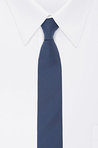 Kenneth-Cole-REACTION-Mens-Solid-Slim-Tie
