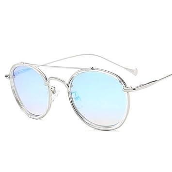 ZUIBADUDU Gafas De Sol Mujer Gafas De Sol Redondas Gafas ...
