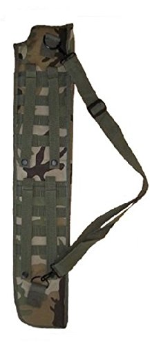 Ultimate Arms Gear Tactical Woodland Camo Camouflage 29