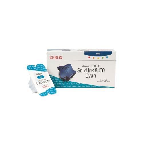 XER108R00605 - Xerox Cyan Solid Ink Stick