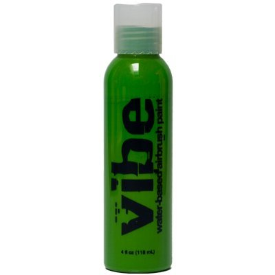 1oz Green Vibe Face Paint Water Based Airbrush Makeup