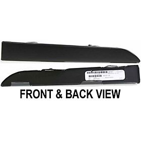 - 01-04 TOYOTA TACOMA FRONT BUMPER/GRILLE LOWER FILLER (UNDER HEADLIGHT) (PAINTALBE) RH=PASSENGER SIDE