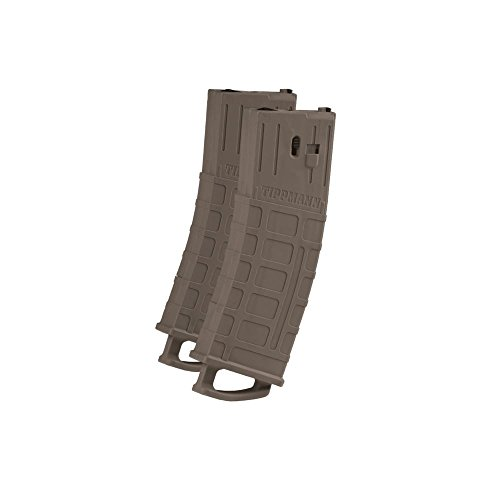 Tippmann TMC MAGFED Paintball Marker Magazines - 2 Pack by Keklle