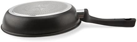 Tefal Expertise Set de 3 Sartenes de aluminio de 21, 24 y 26 cm, antiadherente con extra de titanio, aptas para todo tipo de cocinas incluido ...