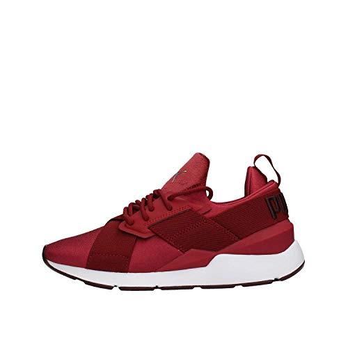 Sneaker 01 Bordo 368427 Puma Woman wUnXA8qvEx