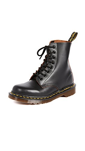 Dr. Martens Vintage 1460 Boot,Black,UK 7 (US Women's 9 M, US Men's 8 M)